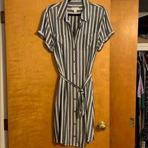 NWOT Ava & Viv button down dress size XL!